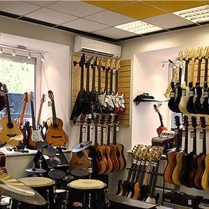 Музыкальные магазины Камызяка